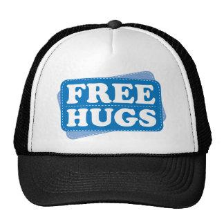 Free Hugs - Blue Cap