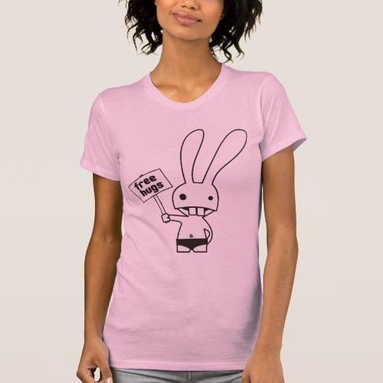 free hugs bunny T-Shirt