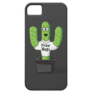 Free Hugs Cactus Barely There iPhone 5 Case