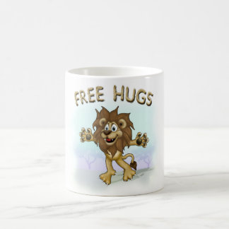 FREE HUGS!! COFFEE MUG