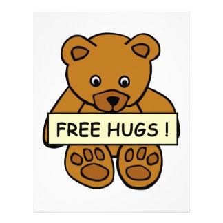 Free Hugs flyer