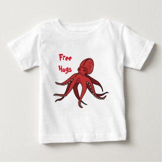 Free Hugs from an octopus! Baby T-Shirt