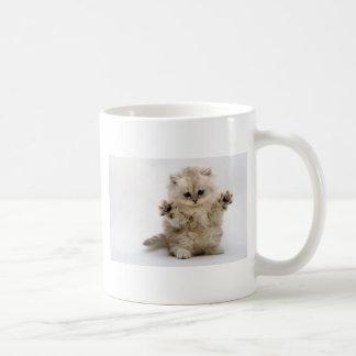 Free Hugs Kitten Coffee Mug