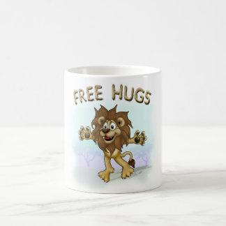FREE HUGS MUGS
