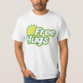Free Hugs Novelty T-Shirt