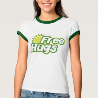 Free Hugs Novelty T-Shirt