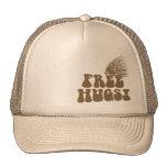 Free Hugs Porcupine Love Cap