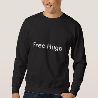 Free Hugs Pullover Sweatshirts