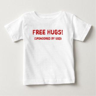 Free Hugs! (Sponsored by God) Tshirt