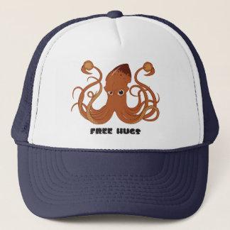 Free Hugs Squid Hat