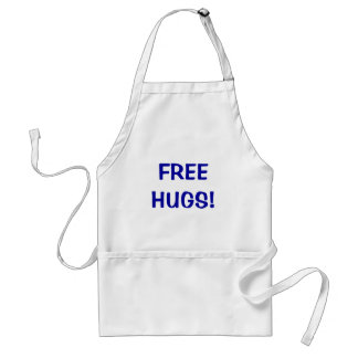 FREE HUGS! STANDARD APRON
