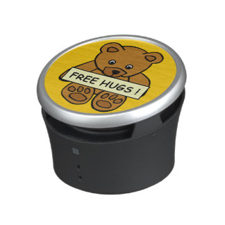 Free Hugs Teddy Bluetooth speaker