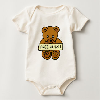 Free Hugs Teddy shirt - choose style & color