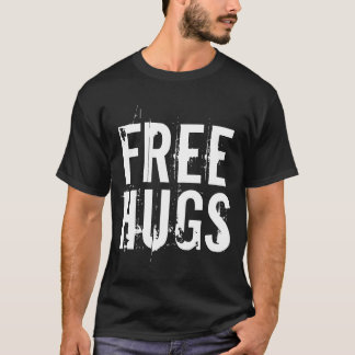 Free Hugs Tee Shirt | Vintage look
