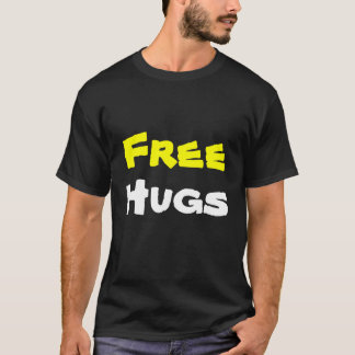 Free Hugs (with reverse) T-Shirt