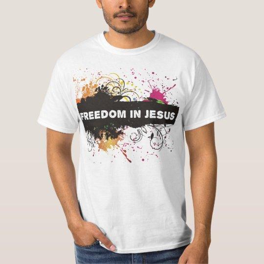 Free in Jesus T-Shirt