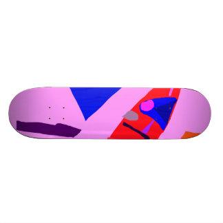 Free Independent Enhancing Ocean Land Life 20.6 Cm Skateboard Deck