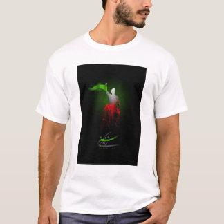 FREE IRAN (GREEN REVOLUTION) T-Shirt