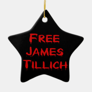Free James Tillich Ceramic Star Decoration