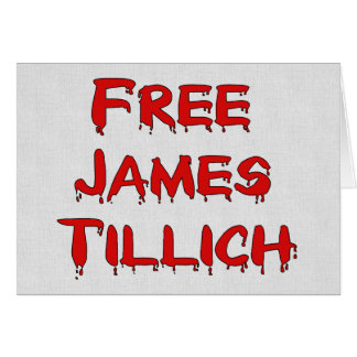 Free James Tillich Greeting Card