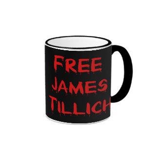Free James Tillich Ringer Mug