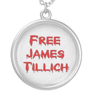 Free James Tillich Round Pendant Necklace