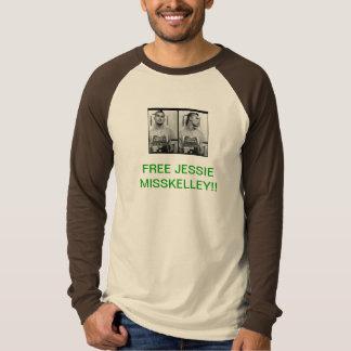 Free Jessie Misskelley T-shirt
