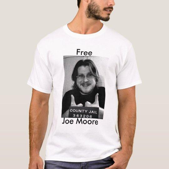 Free Joe Moore T-Shirt