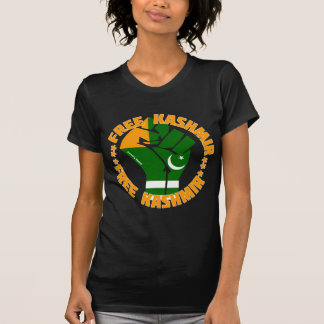 Free Kashmir T-shirts