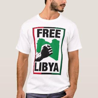 Free Libya Fist T-Shirt