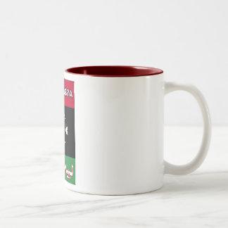 Free Libya Mug