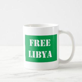 Free Libya Mugs