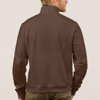 Free Licks Fleece Zip Jacket