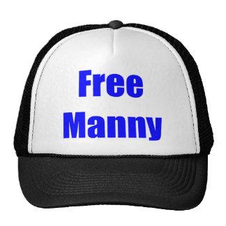 Free Manny Cap