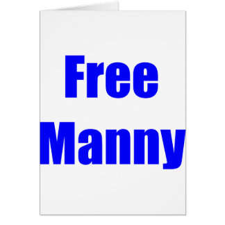 Free Manny Card