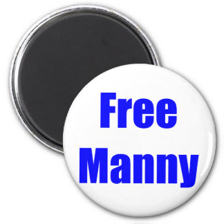 Free Manny Magnet
