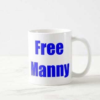 Free Manny Coffee Mugs