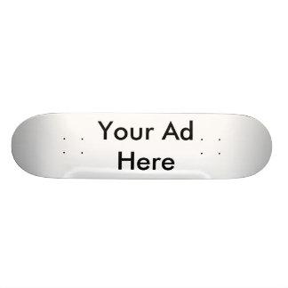 Free Market Skateboard