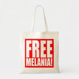 """FREE MELANIA!"" TOTE BAG"