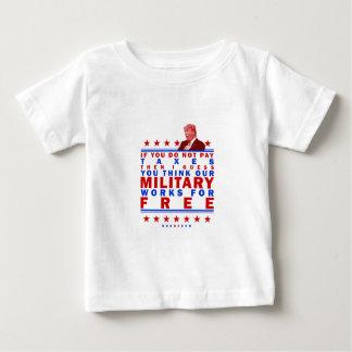 FREE MILITARY BABY T-Shirt