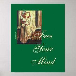 Free Mind Poster