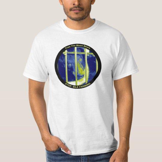 Free Moon Bears T-Shirt