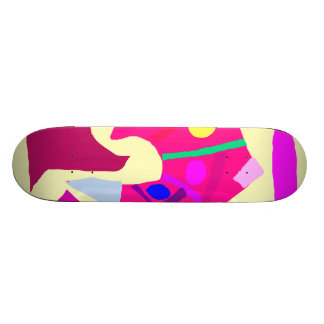 Free Moving Humble Wealth Mental Stability Skate Board Decks