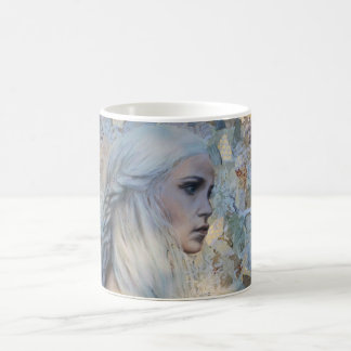 Free Classic White Coffee Mug