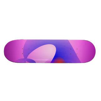 Free Objects Pink Skateboard
