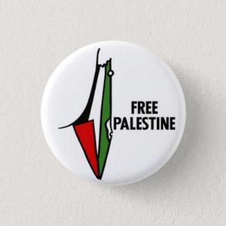 Free Palastine pin
