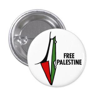 Free Palastine Pin Anstecknadelbuttons