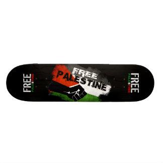 Free Palestine 20.6 Cm Skateboard Deck