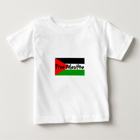 Free Palestine baby to toddler tee