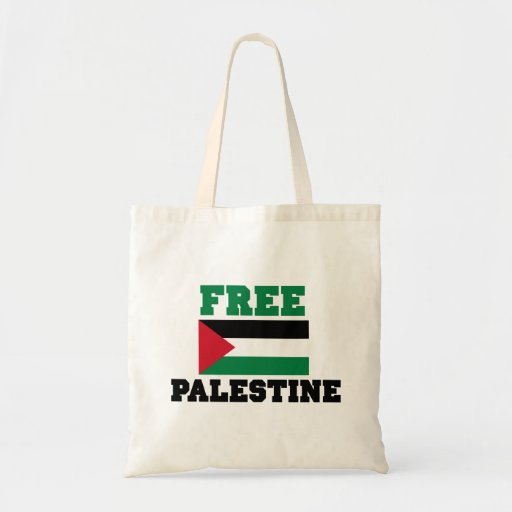 Free Palestine Tote Bags